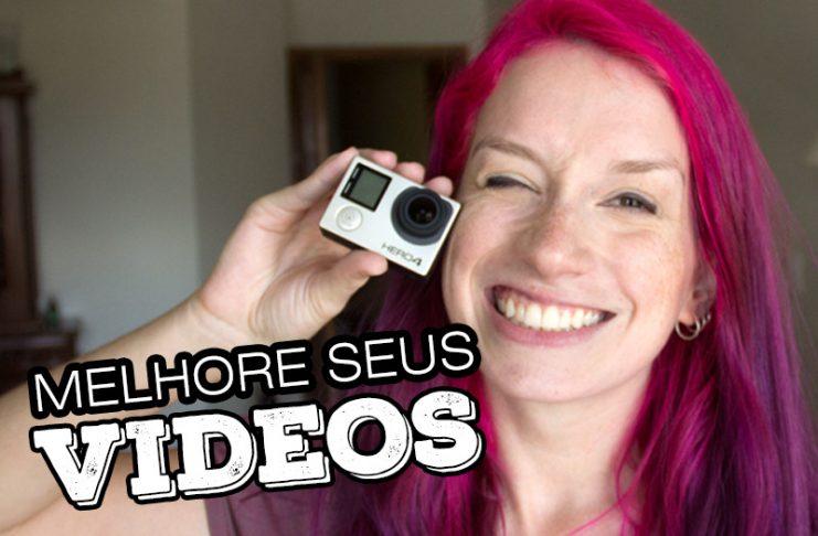GOPRO CONFIGURaCOES DE VIDEO E COMPARACOES