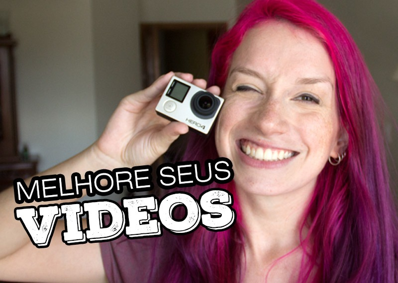 configurações de vídeo para GoPro
