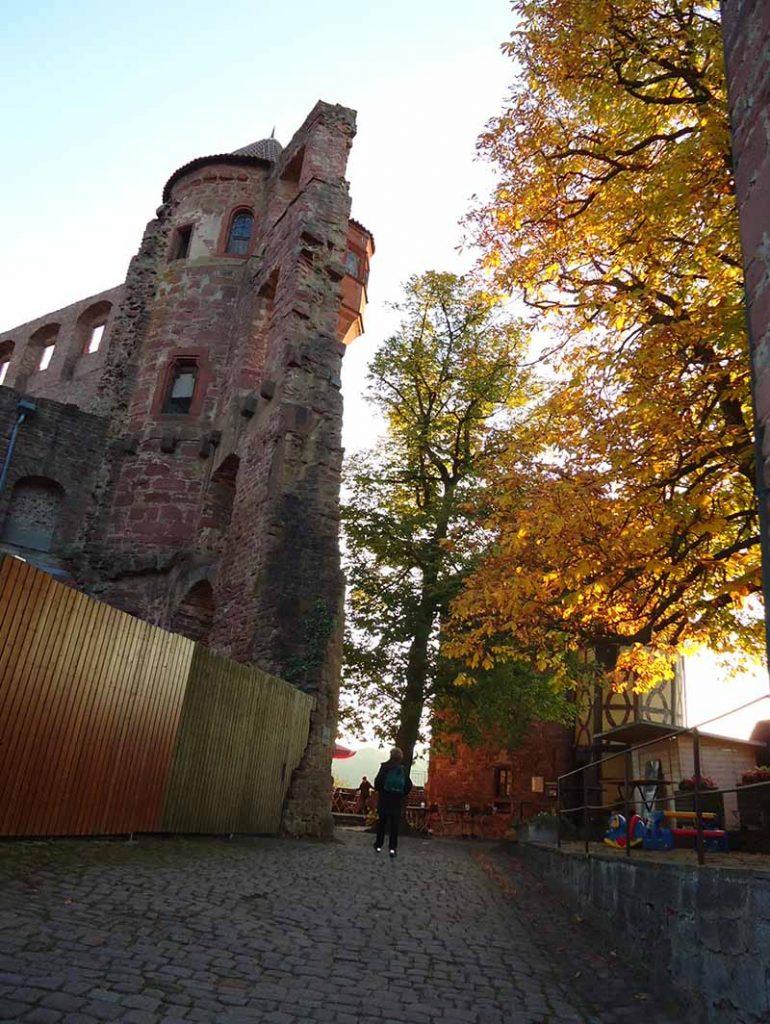castelo alemanha wertheim cidades do interior roteiro