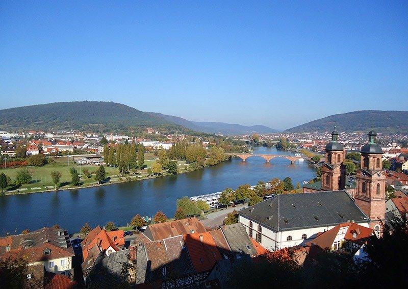 cidades historicas da alemanha miltenberg