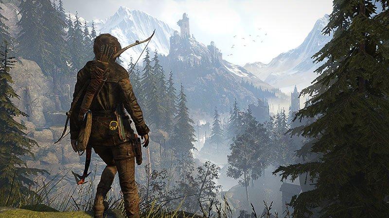 jogos que inspiram viagens tomb raider