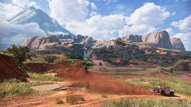 jogos que inspiram viagens uncharted