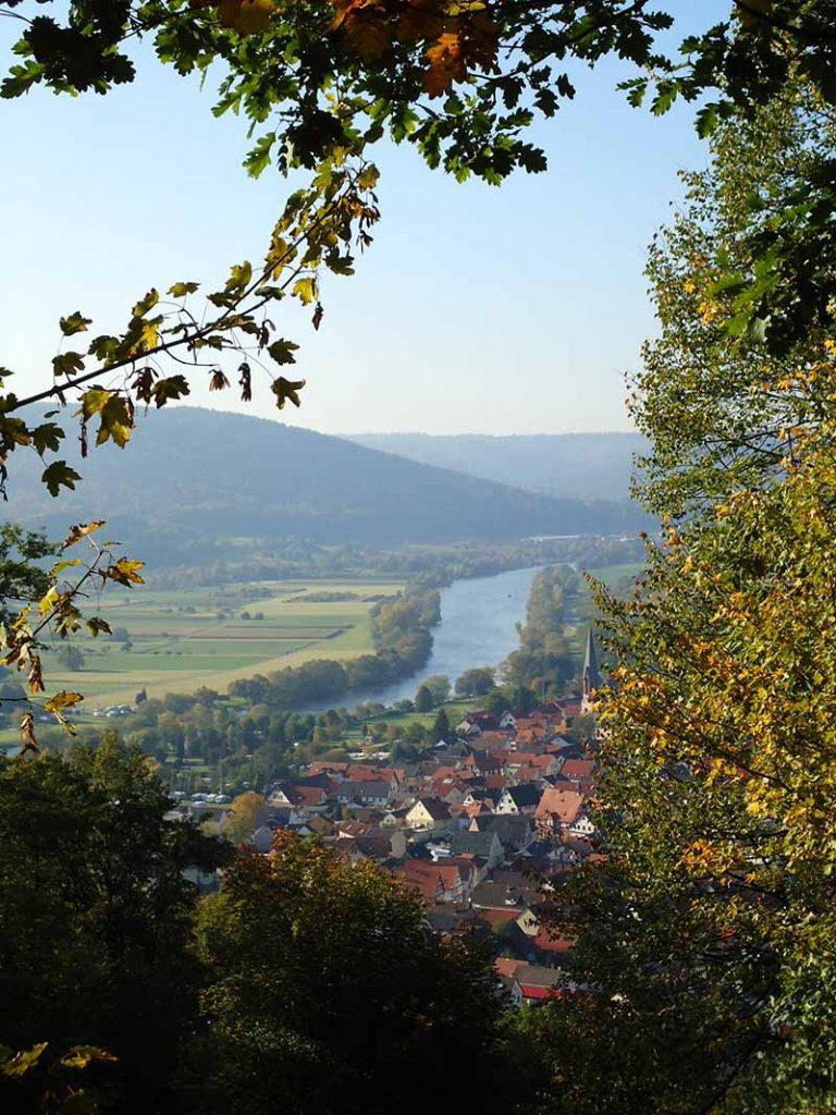 miltenberg As charmosas pequenas cidades do sul da Alemanha