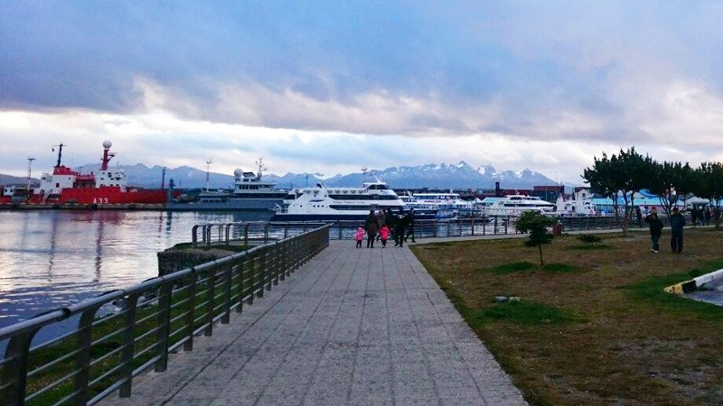 porto ushuaia argentina
