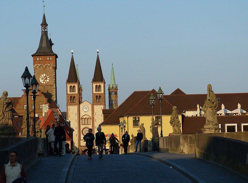 roteiro pelo interior das cidades da alemanha
