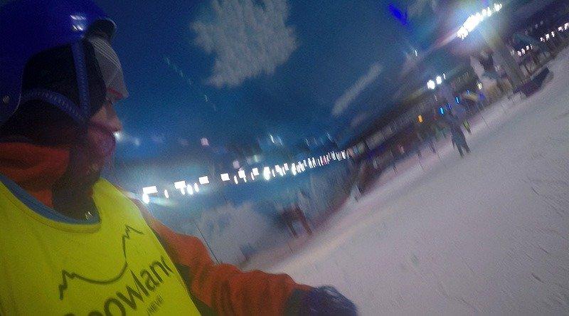 snowboard na snowland em gramado