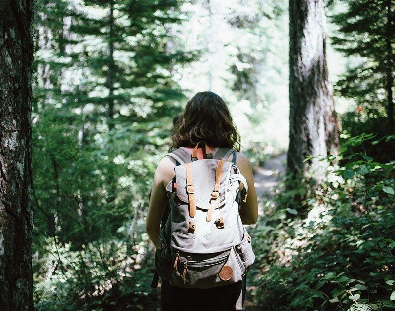7 razões para viajar com pouca bagagem
