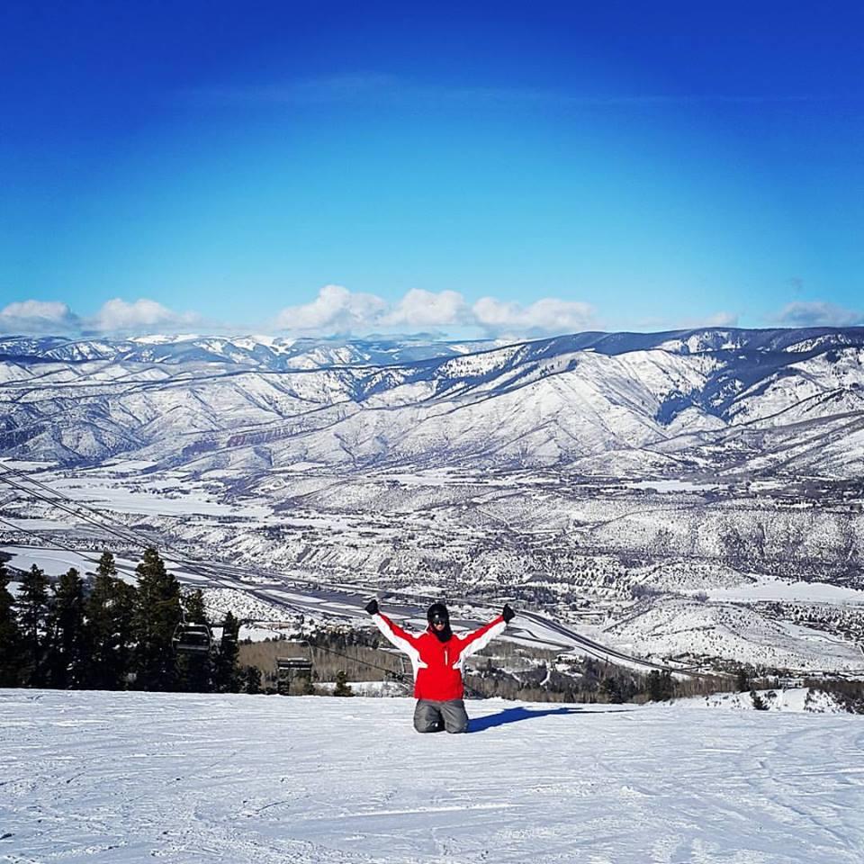 como é Work Experience USA resort ski snowboard