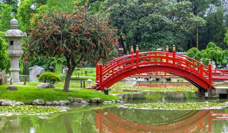 jardim japones em buenos aires roteiro