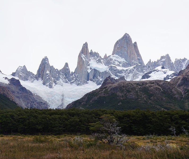 montanha fitz roy el chalten