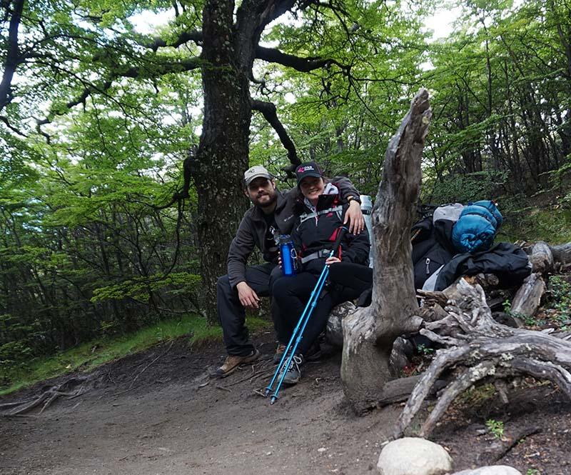 patagonia argentina trekking ao monte fitz roy