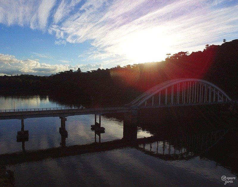 ponte do arco em porto uniao da vitoria manoel ribas