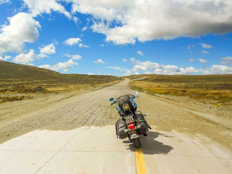 roteiro patagonia argentina trecho ripio balsa magalhaes