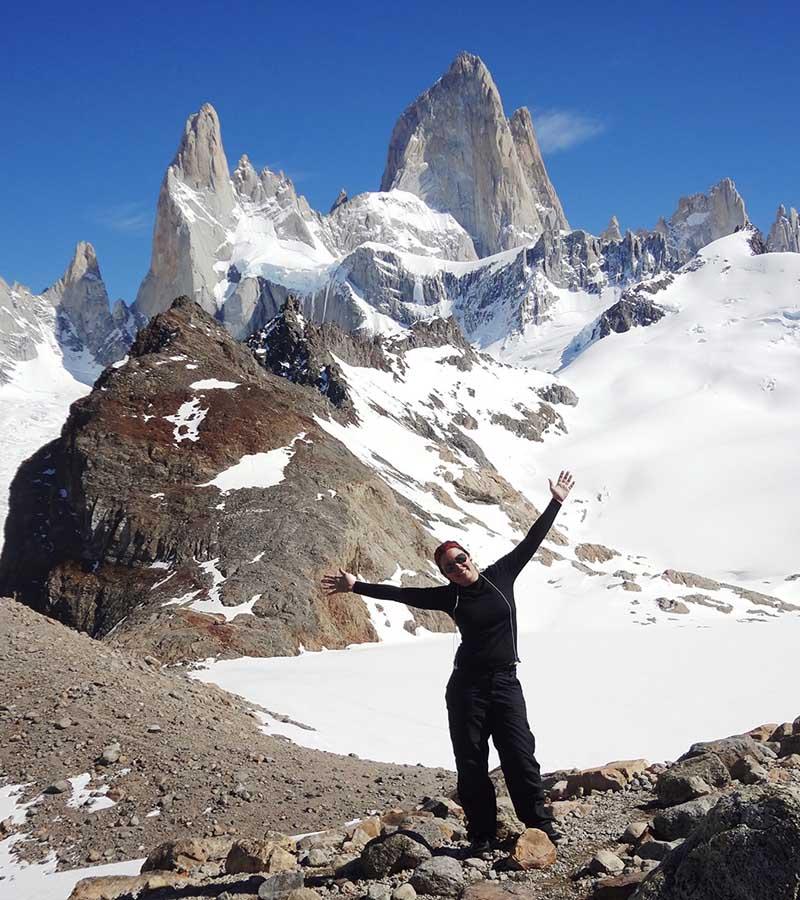 roteiro pela patagonia el chalten fitz roy trilha