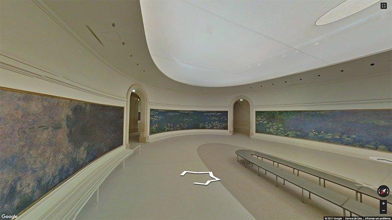 Musée de l'Orangerie quadros paris