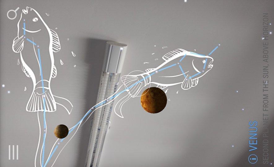 aplicativo para ver galaxia
