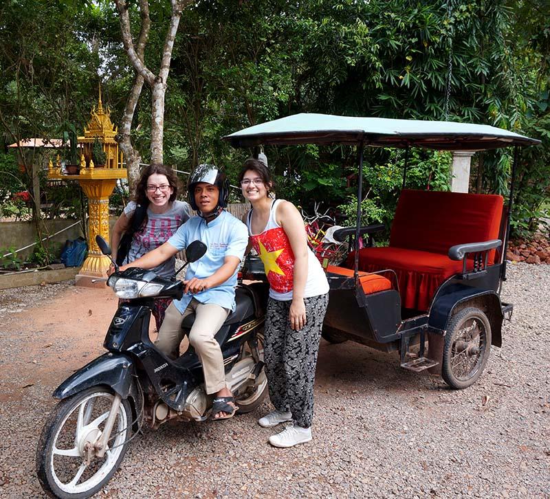dicas angkor war contratar motorista tuktuk