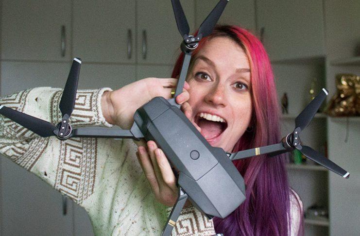 drone dji mavic pro analise pontos positivos