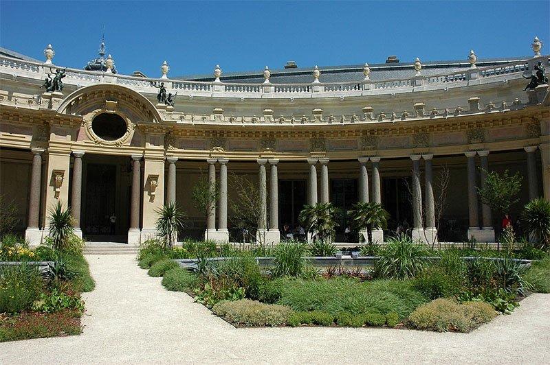 museus de paris le petit palais
