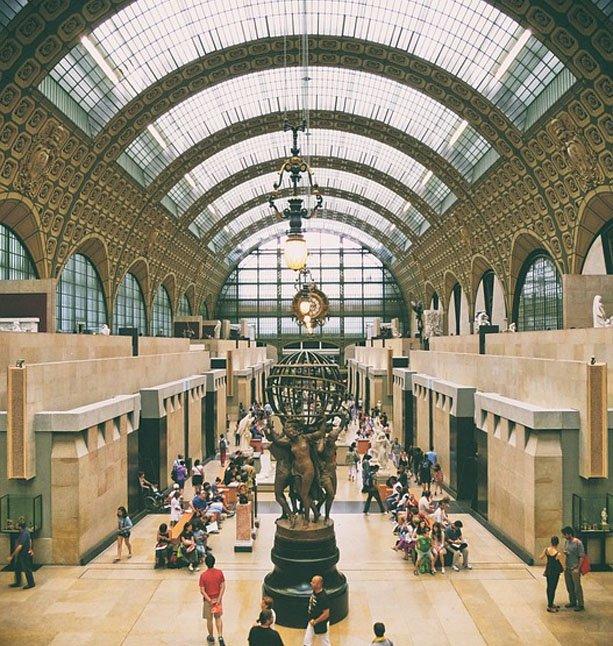 museus em paris musee dorsay