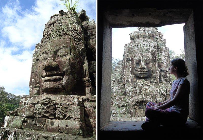 templo bayon angkor wat