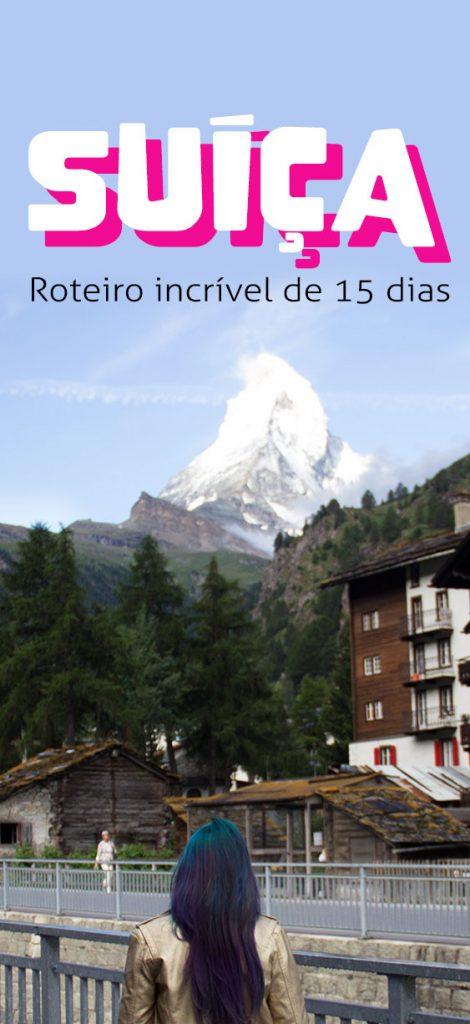 Roteiro na Suíça, principais atrações, cidades, montanhas