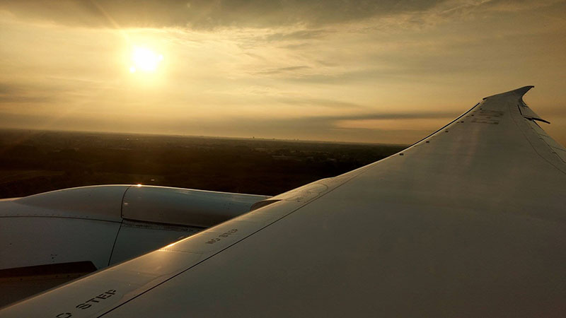 chegando em roma pela ethiopian airlines como e voar para a italia