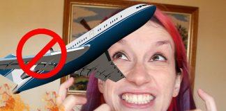 coisas que odeio no aviao