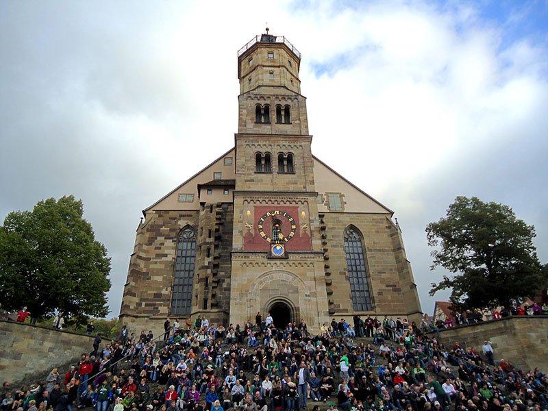 eventos igreja schwabisch hall