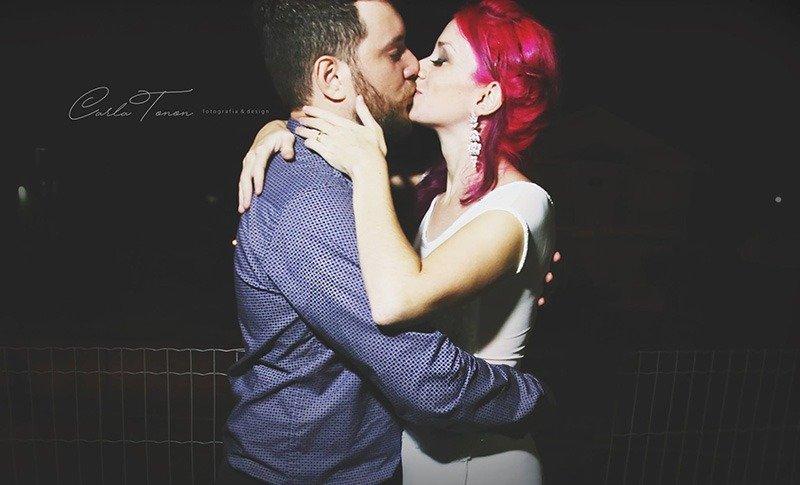 noiva cabelo colorido rosa casamento tematico