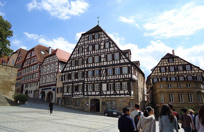 o que fazer em Schwäbisch Hall marktplatz