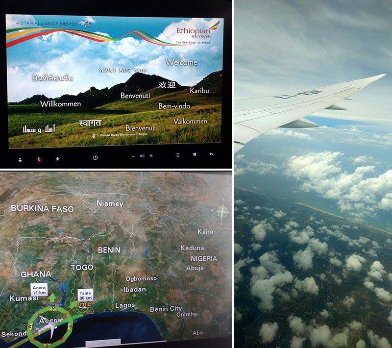 vale a pena voar ethiopian airlines