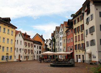 arcas o centro antigo da suica