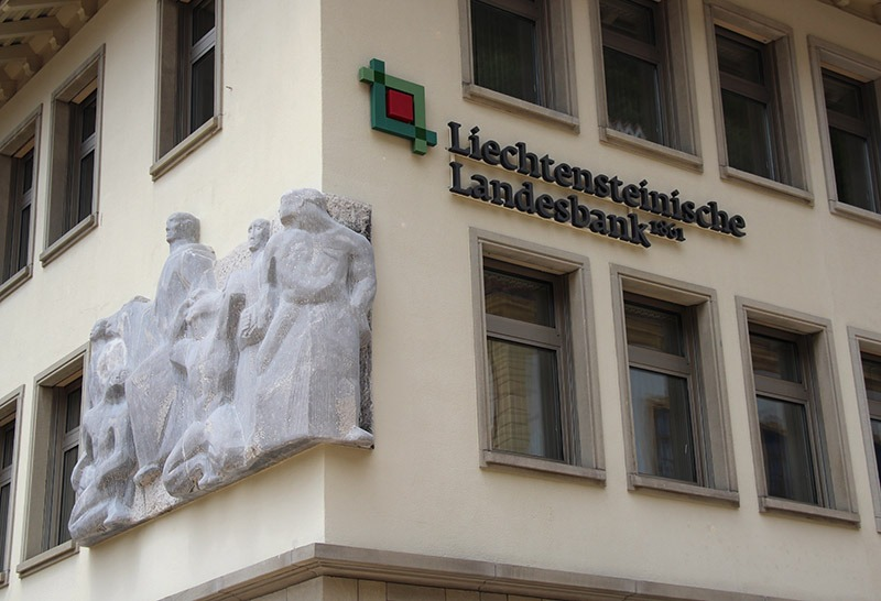 banco em liechtenstein vaduz