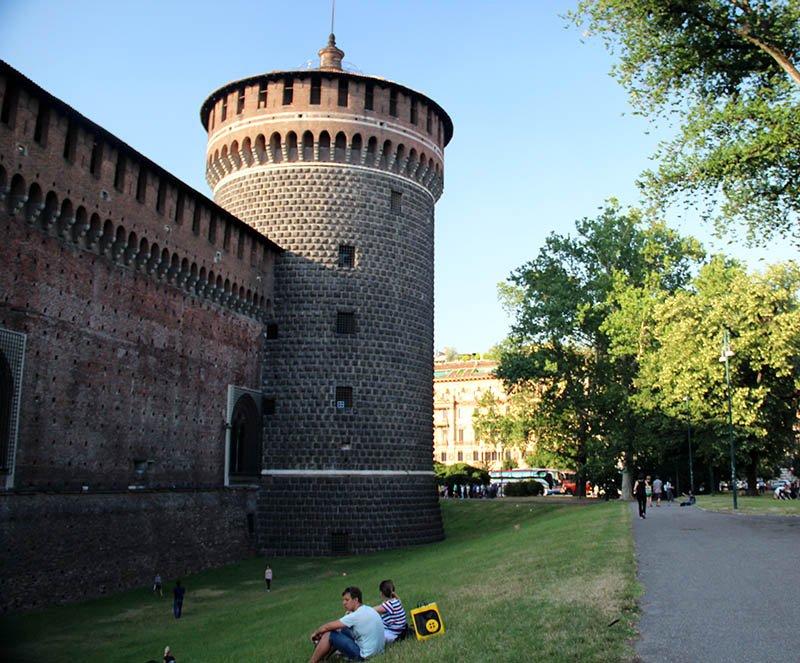 castello di sforza milao dicas