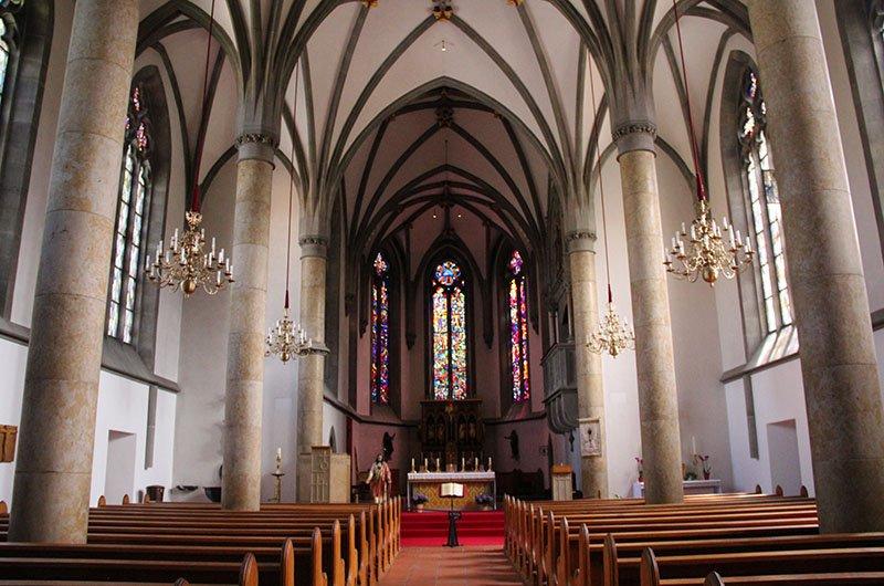 catedral liechtenstein vaduz
