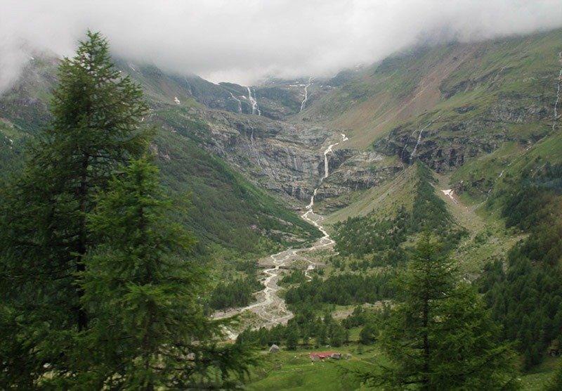glaciar bernina express suica