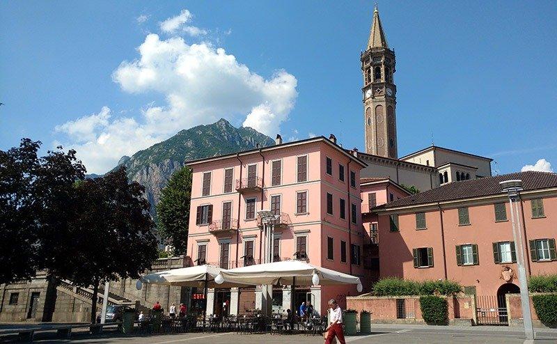 igreja em lecco milao italia