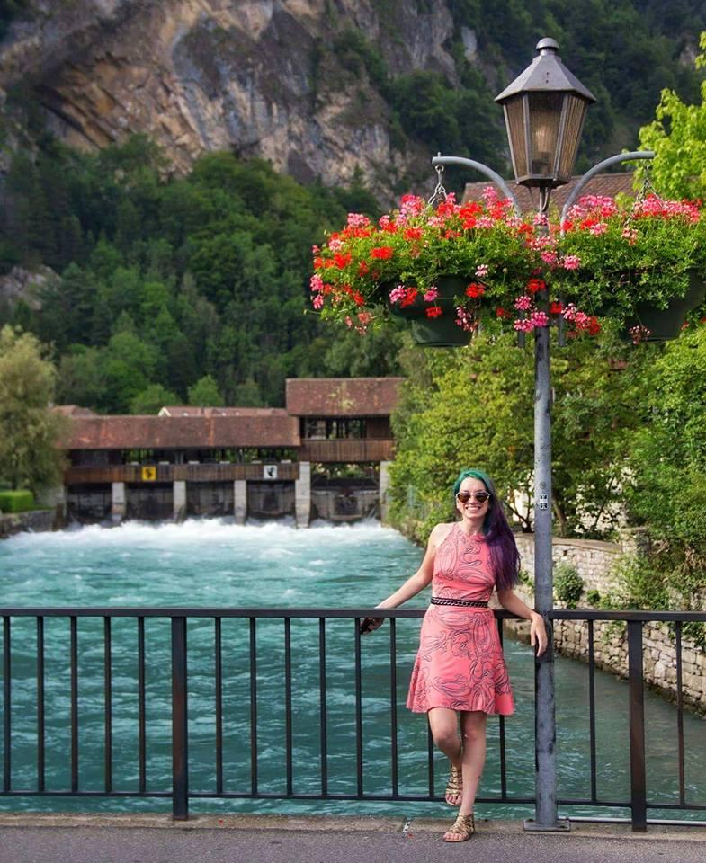 o que levar para mochilao na europa suica verao