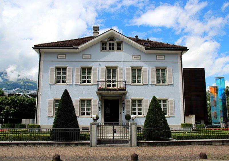 o que visitar em vaduz liechtenstein