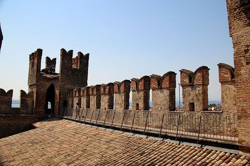 Castelo Rocca Scaligera sirmione