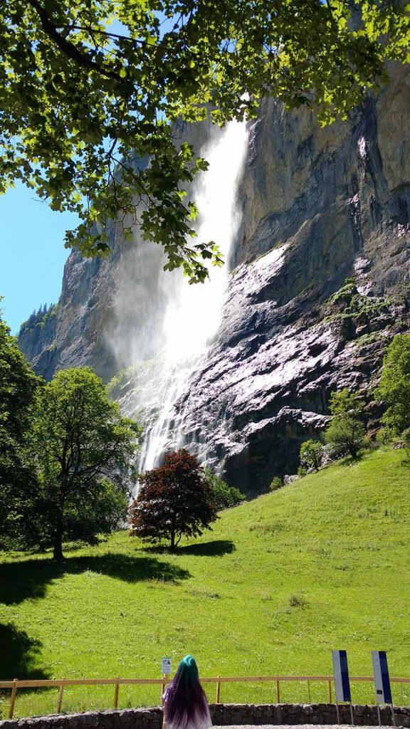 cachoeiras lindas da suiça lauterbrunnen