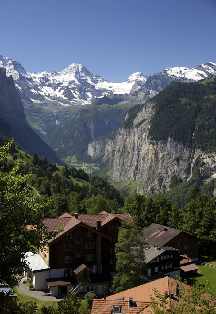cidades mais bonitas da suiça lauterbrunnen