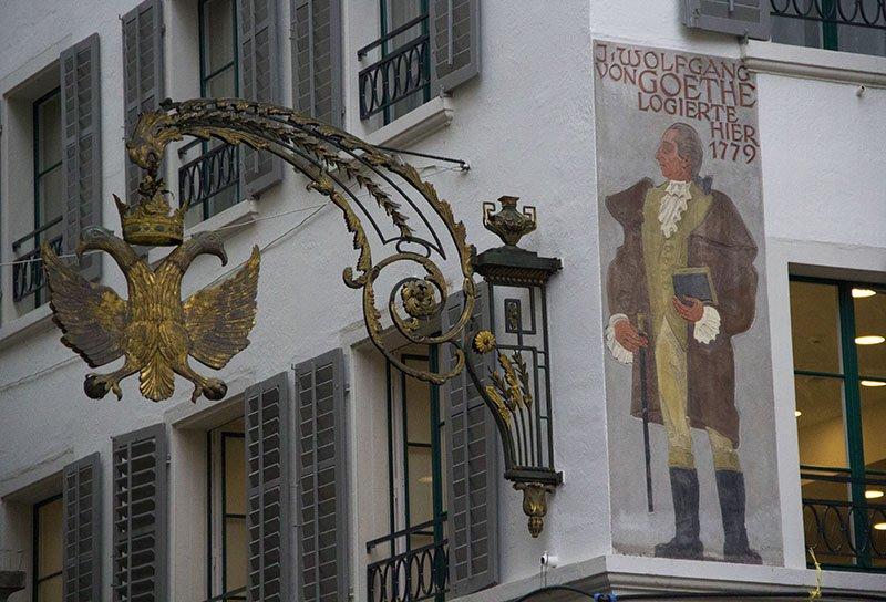 hotel goethe lucerna suica
