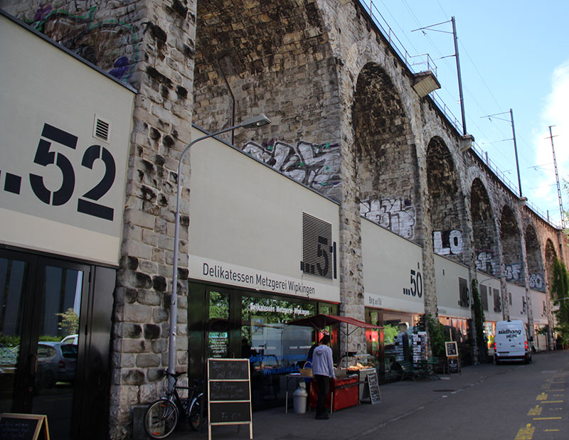 im viadukt o que conhecer na suica