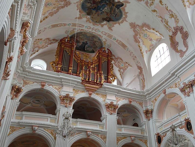 jesuitenkirche igreja lucerna suica