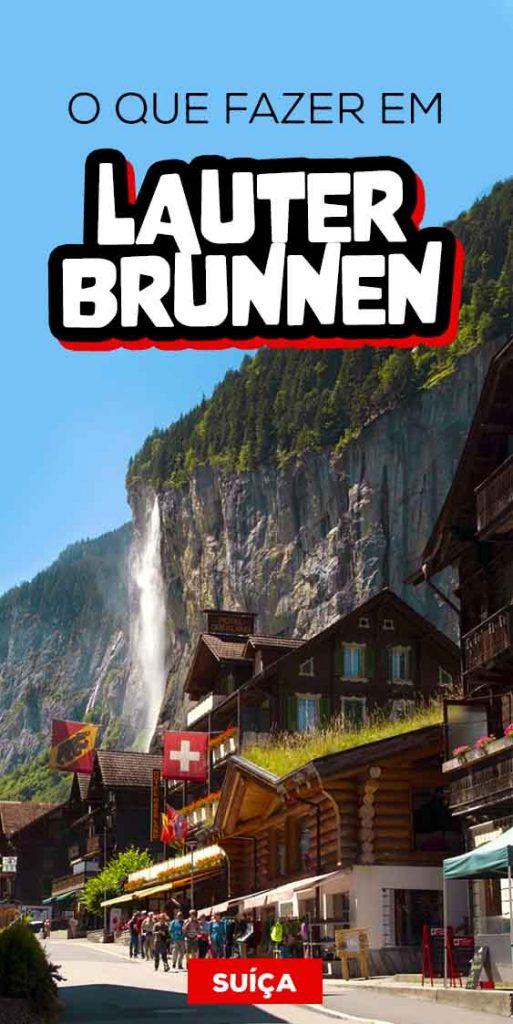 o que fazer em lauterbrunnen na suica