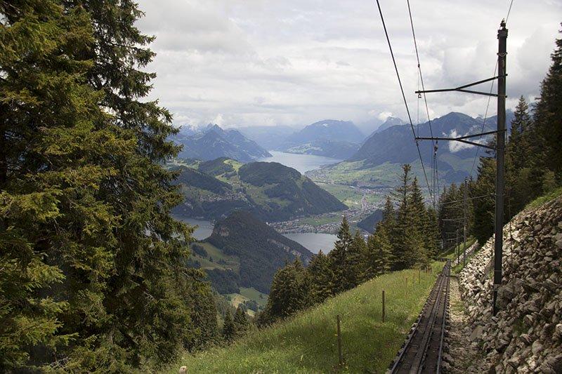 passeios de trem na suica lucerna pilatus