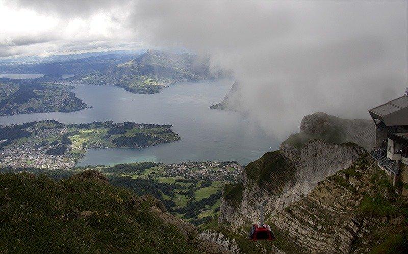 passeios legais na suica monte pilatus lucerna