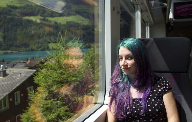 viajar de trem pela suiça dicas lauterbrunnen